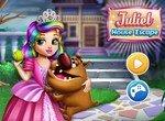 Принцесса Джульетта сбегает из дома