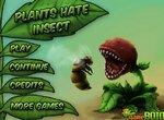 Растения убивают насекомых-вредителей