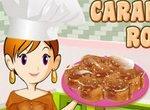 Кухня Сары: Сладкие роллы