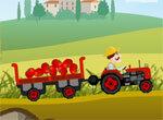 Водитель на ферме