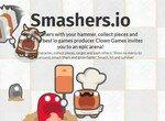 Smashers.io: Битва молотами ио