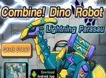 Робот динозавр Молниеносный парейазавр