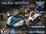 Паркуем полицейские машины 3D