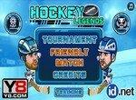 Легенды хоккея 1 на 1