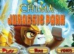 Мир Лего Чима в Парке Юрского периода