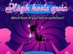 Тест: Любимые туфельки