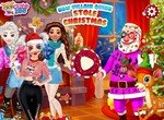 Харли Квин похитила Рождество