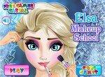 Эльза открывает школу макияжа