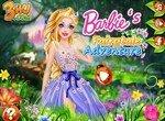 Сказочное приключение красотки Барби