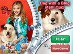 Собака точка ком: Математическая викторина