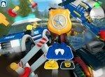 Полиция Лего Сити: Погоня за бандитом