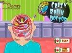 Больница: Делаем операцию на мозге