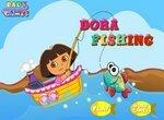 Рыбалка с Дорой Путешественницей