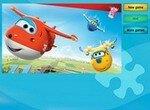 Пазл: Самолетик Джетт и его друзья