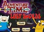 Время приключений: Похищенные мечи