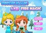 Холодное сердце: Магия льда и огня