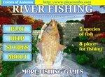 Симулятор: Реальная рыбалка на реке