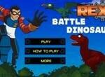 Генератор Рекс: Бой с динозаврами
