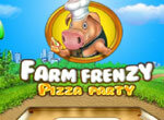 Веселая ферма: Печем пиццу