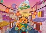 Красная панда серфер 3Д
