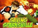 Бен Тен 10 спасает Спарксвилл