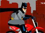 Бэтмен в пустом городе