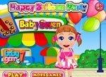 Малышка Севен: Вечеринка с воздушными шарами