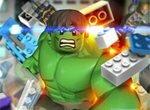 Мстители: Лего-Халк 1