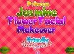 Принцесса Жасмин: Уход за лицом