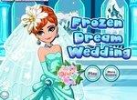 Анна готовится к свадьбе мечты
