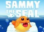 Тюлень Сэмми ищет рыбу