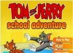 Книга пазлов с Томом и Джерри