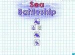 Морской бой в тетрадке на двоих