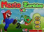 Марио на ферме против зомби