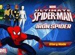 Бродилка с железным Человеком пауком