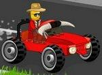 Лего: Трюкач на машине