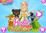 Барби спасает зверей в джунглях
