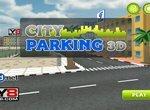 Парковка в городе 3Д