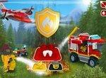 Лего Сити: Тушим лесные пожары