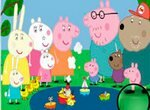 Свинка Пеппа: Спрятанные звезды