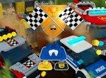 Лего Сити: Гонка служебных машин