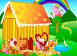 Свинка Пеппа: Пряничный домик