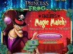 Принцесса и лягушка: Магические карты
