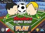 Чемпионат Европы по футболу головами