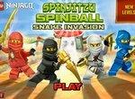 Лего Ниндзяго Пинбол: Вторжение змей