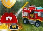 Лего: Ловкий пожарник