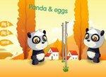 Волейбол с веселыми пандами