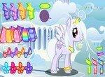 Наряди пони на зиму