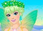 Одевалка: Лесная фея