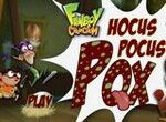 Фанбой и Чам Чам: Фокус-Покус с курочкой
